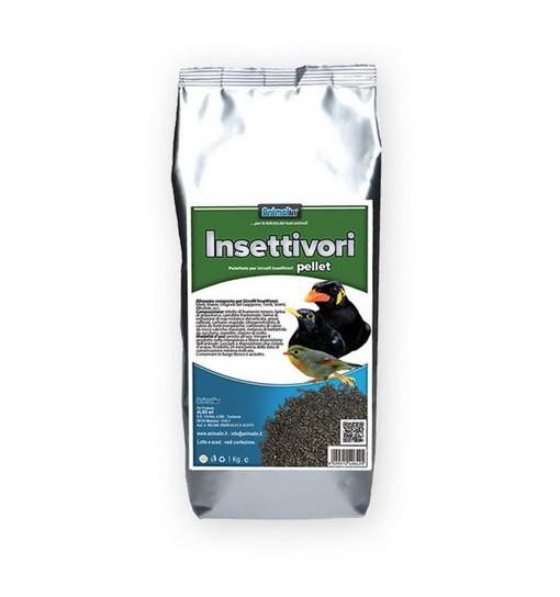 Mangimi per insettivori Pellet 1 kg Animalin