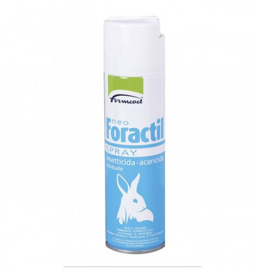 Neo Foractil Spray Conigli 250 ml
