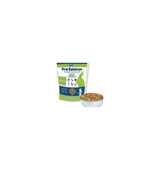 Probalance mangime per inseparabili calopsite e parrocchetti con estrusi 850gr