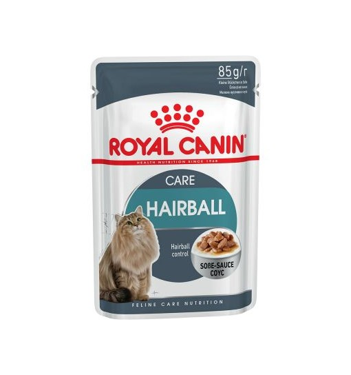 Royal Canin Hairball care salsa da 85 gr