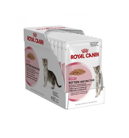 Royal Canin Kitten gravy in salsa da 85 gr