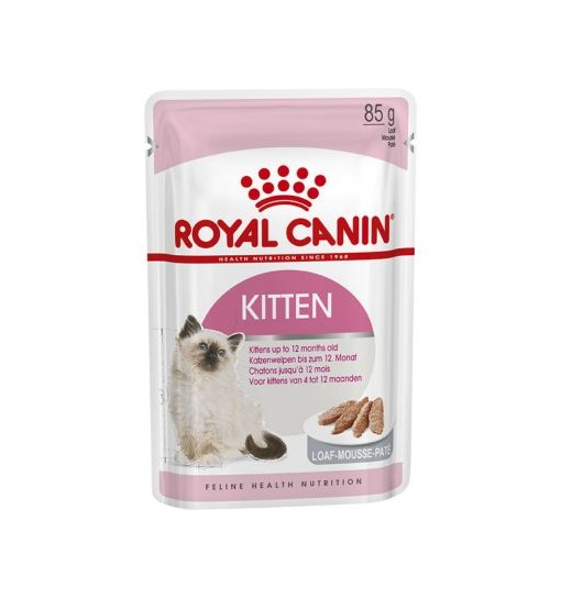 Royal Canin Kitten morbido patè da 85 gr