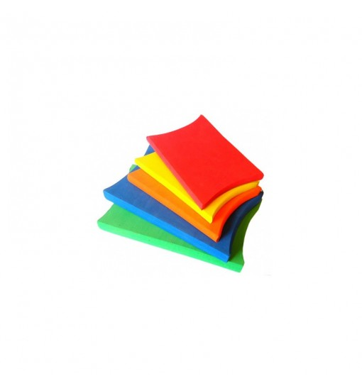 Avvolgilenza rettangolare colorato 15x25x2,5