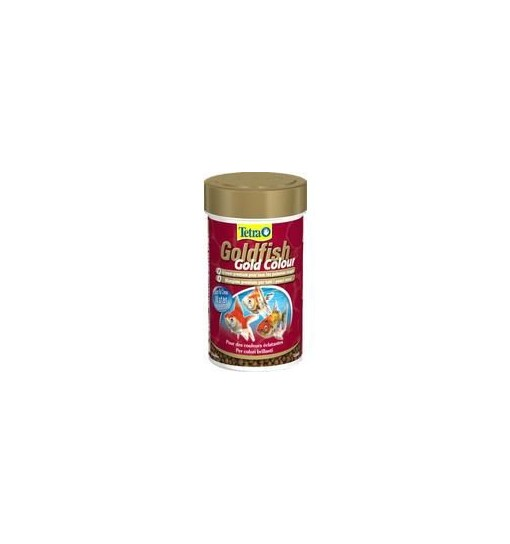Tetra Goldfish Gold Colour 30 gr
