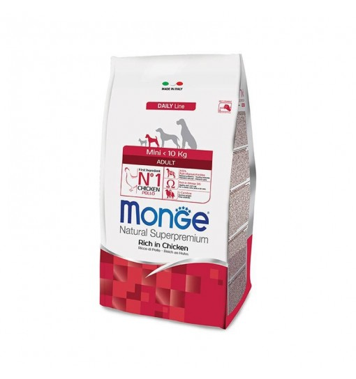 Monge Mini Adult Pollo e riso 800 gr