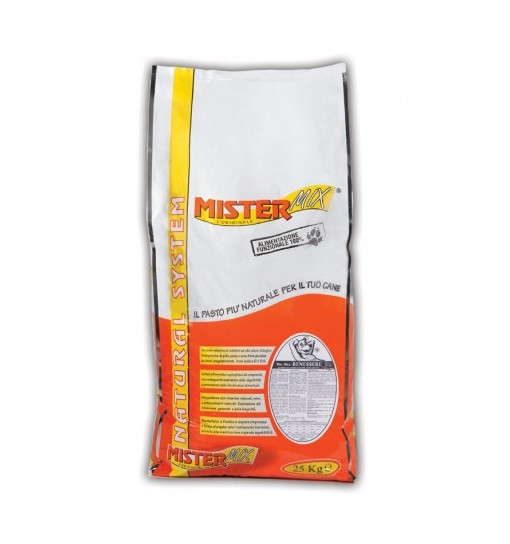 MISTER MIX BENESSERE DOGS Kg 25