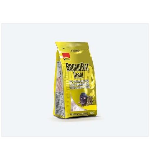 Esca Rodenticida Bromorat pronta a l'uso in grano 150 gr