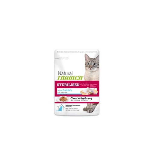 NATURAL TRINER EXIGENT CAT CON PESCE DELL'OCEANO 300 GR