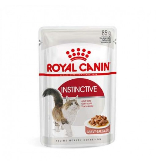 Instinctive royal canin gatto bustina 85 gr