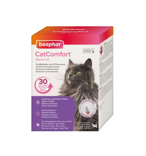 Catcomfort Starter kit Beaphar 48 ml
