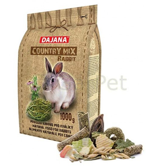 Dajana Country Mix Rabbit 1000gr
