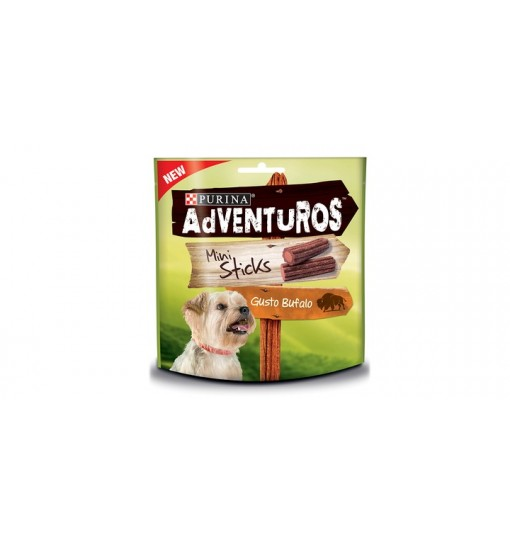 ADVENTUROS MINI STICKS gusto bufalo 90 gr