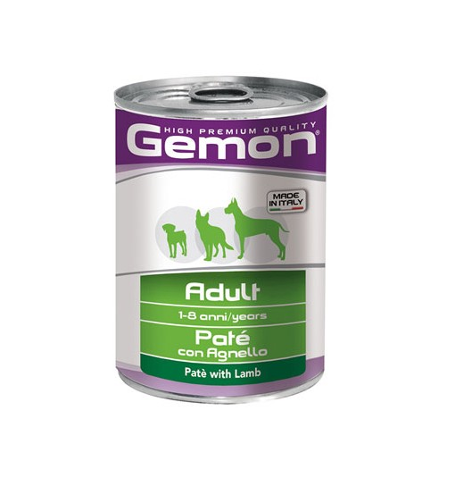 Gemon Adult Mini Bocconi con pollo e riso 415 gr