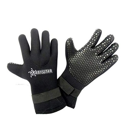 Guanti in Neoprene ABYSSTAR 3 mm Mis XL